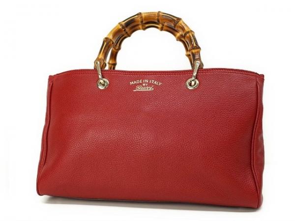 S Túi xách Gucci màu đỏ kèm quai đeo