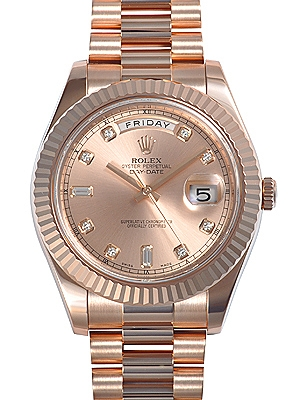 MS4910 Đồng hồ Rolex day-date 2 218235 PG