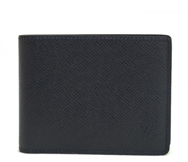 MS4795 Ví nam Louis Vuitton taiga đen