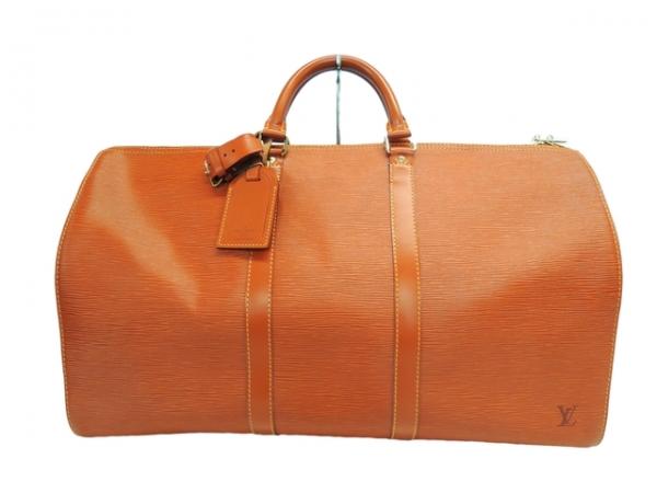 MS4801 Túi du lịch Louis Vuitton epi 50cm màu nâu