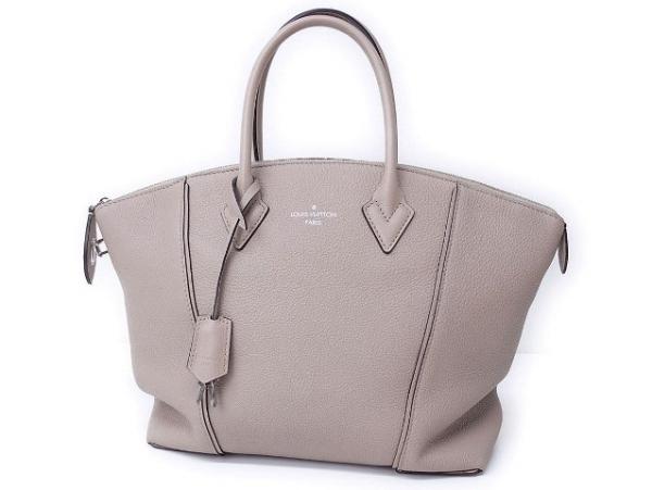 SA Túi Louis Vuitton Lockit PM màu ghi M50030