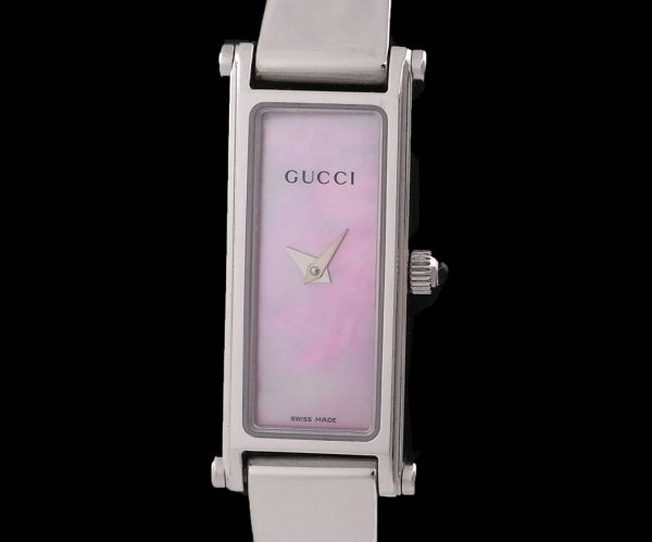 MS3429 Đồng hồ Gucci 1500L màu hồng