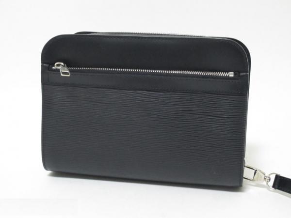 S Túi cầm tay Louis Vuitton epi màu đen M59362