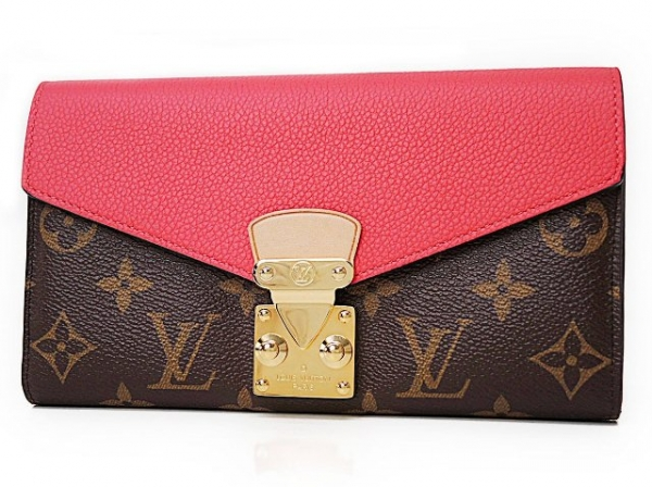 Ví da Louis Vuitton Pallas M58417