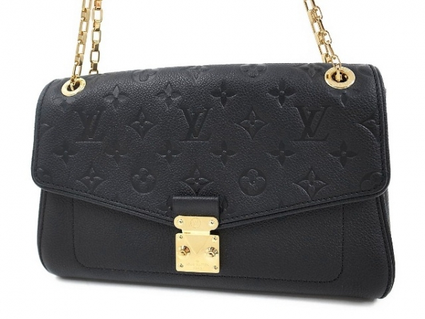 S Túi Louis Vuitton Saint Germain PM đen M48931