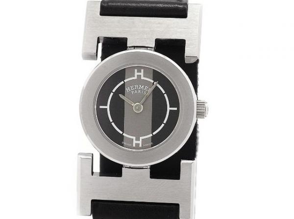 Đồng hồ Hermes dây da PA1.210