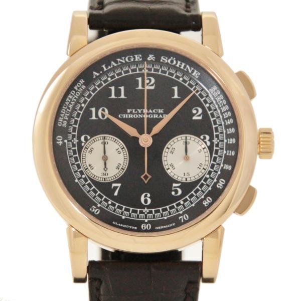 Đồng hồ A.lange & Sohne K18PG dây da