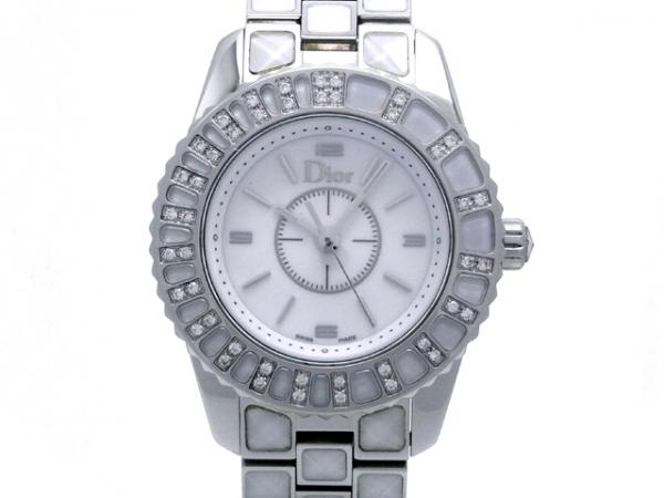 Đồng hồ hiệu Christian Dior nữ CD1121 crystal