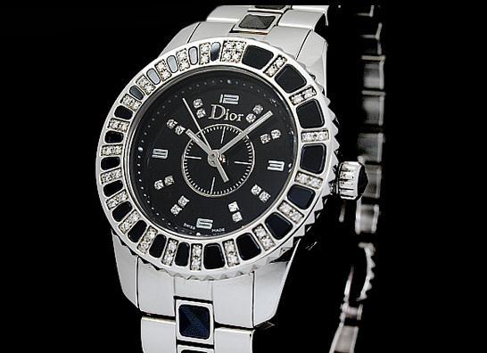 Đồng hồ Christian Dior đính đá 116M