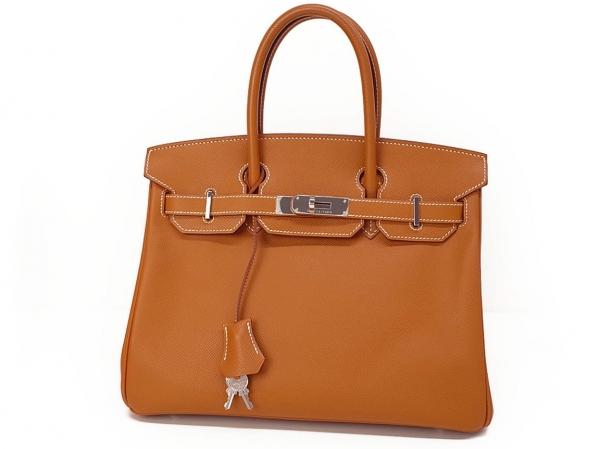 Túi xách Hermes Birkin 30 M màu vàng
