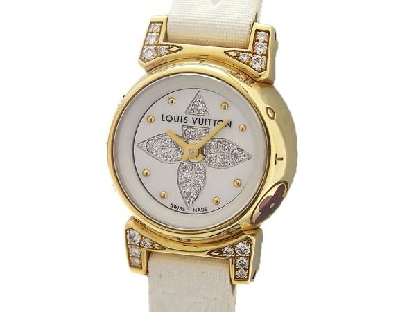 Đồng hồ nữ Louis Vuitton Tambour Bijou Q151L