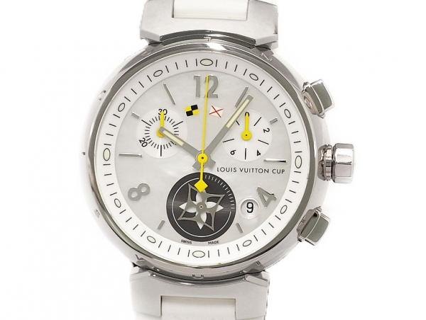 Đồng hồ nữ Louis Vuitton Tambour Cup MM Q132