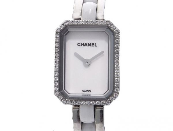 Đồng hồ nữ Chanel Premiere bezel kim cương H2132