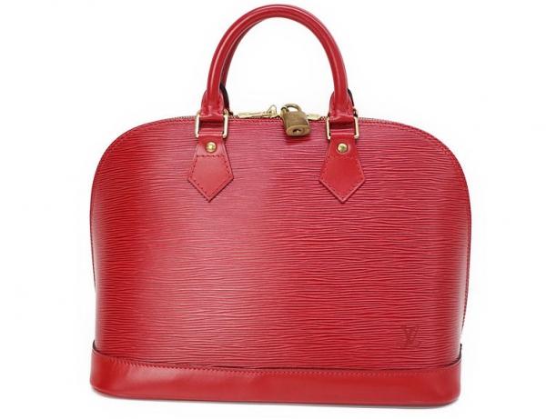 Túi xách Louis Vuitton Alma màu đỏ M52147