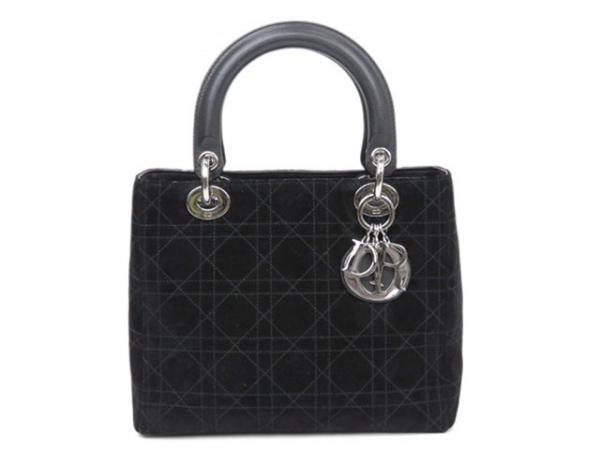 SA Túi xách Christian Dior lady màu đen