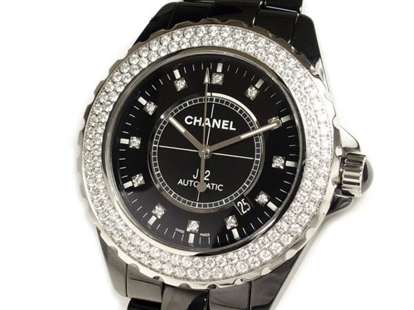 SA Đồng hồ chanel Automatic J12 kim cương
