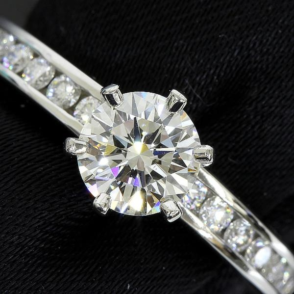 Nhẫn kim cương Tiffany&Co 0.63ct size 7.5