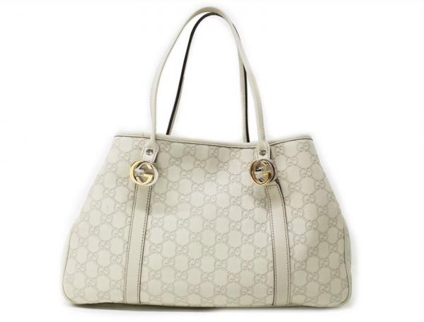 Túi xách Gucci màu trắng 232957