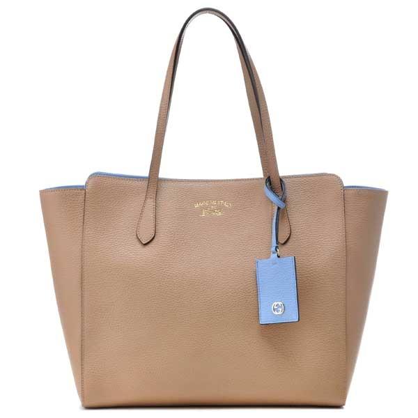 S Túi xách nữ Gucci Tote 354397 màu kem xanh