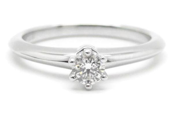 Nhẫn kim cương Tiffany & Co 1P kim cương 0.19ct