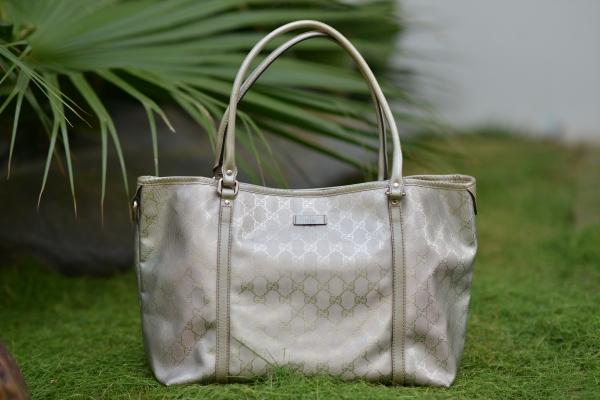 MS3580 Túi Gucci 197953 màu bạc SALEOFF