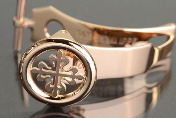 S Khóa đồng hồ Patek Philippe K18YG