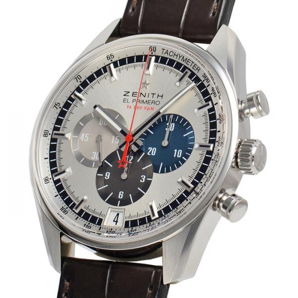 Đồng hồ Zenith El Primero dây da 69.C494