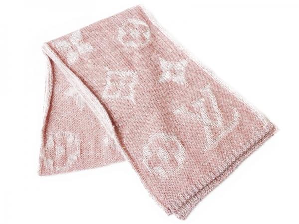 SA Khăn Louis Vuitton màu hồng M74738