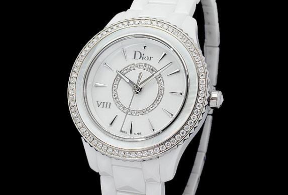 Đồng hồ Christian Dior kim cương CD1231