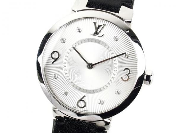Đồng hồ Louis Vuitton kim cương Q13MJ