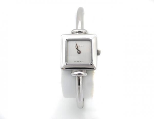 MS5341 Đồng hồ Gucci 1900L mặt trắng