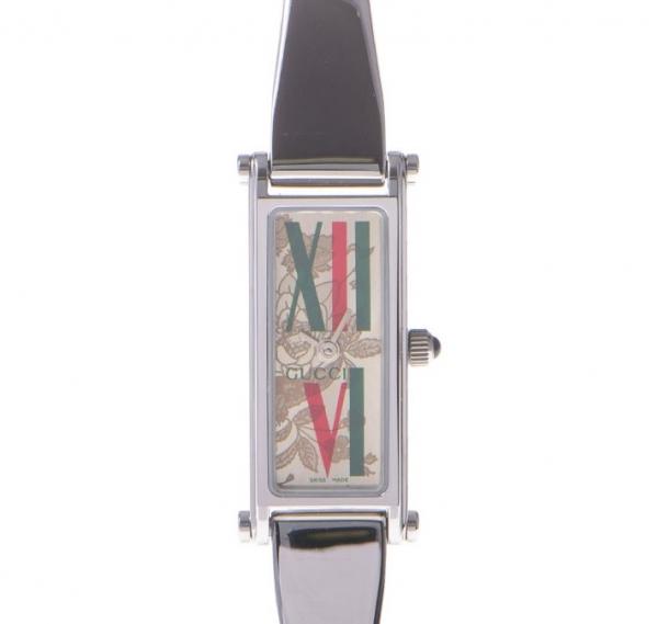 MS5333 Đồng hồ Gucci 1500L mặt hoa cổ tay 16cm