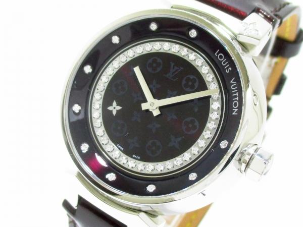Đồng hồ Louis Vuitton kim cương Q1319