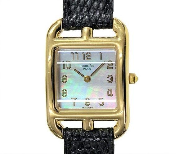 Đồng hồ Hermes CC1 285 mặt sò