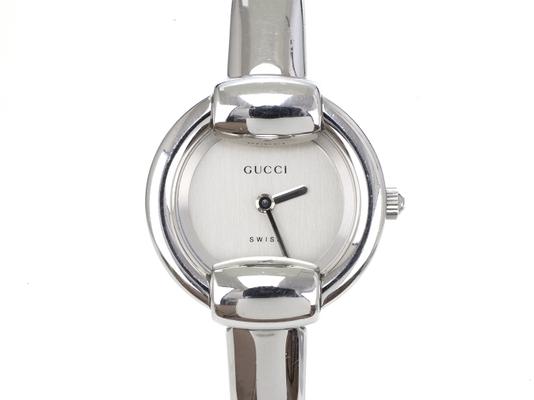 MS5224 Đồng hồ Gucci 1400L mặt trắng
