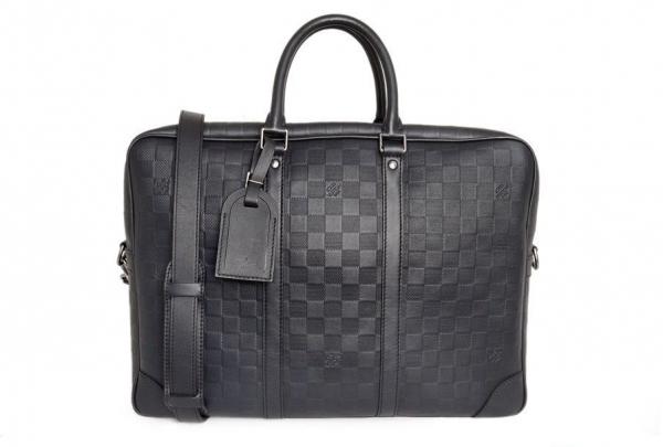 Cặp Louis Vuitton damier GM màu đen N41147