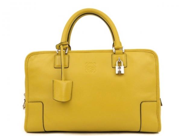 SA Túi xách Loewe màu vàng