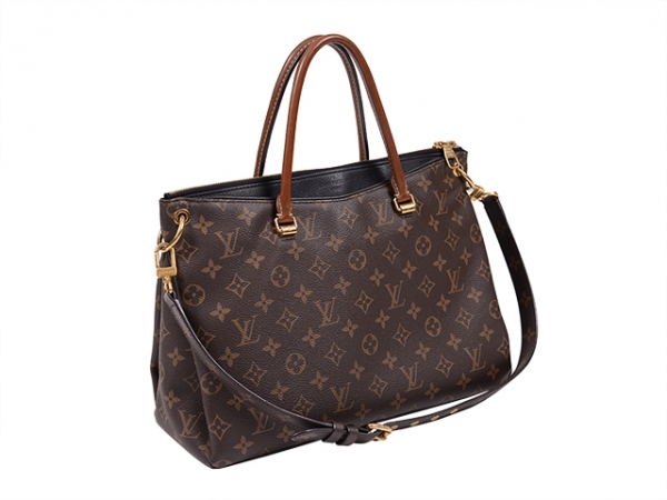 MS6511 Túi Louis Vuitton pallas quai da nâu