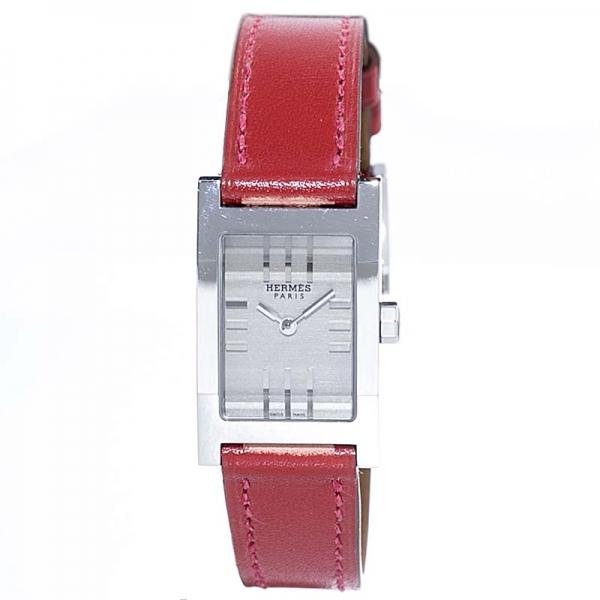 SA Đồng hồ Hermes Tandem TA1.210 dây đỏ