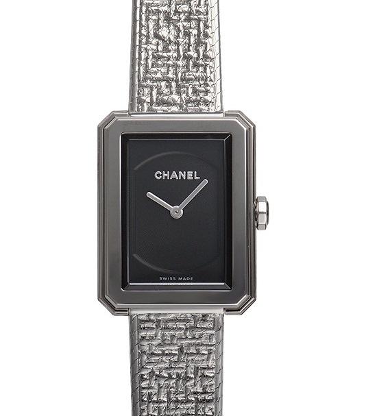 NEW Đồng hồ Chanel mặt hình chữ nhật H4876