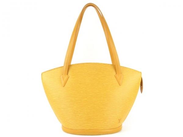 Túi Louis Vuitton epi saint jacques màu vàng M52269