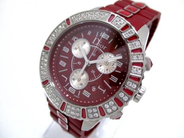 SA Đồng hồ Christian Dior boy màu đỏ CD11431B