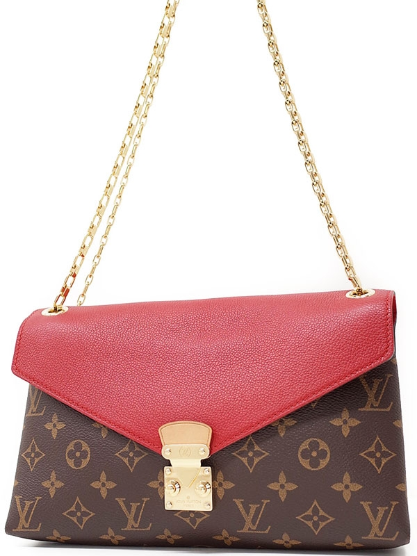 Túi xách Louis Vuitton monogram Pallas M41201