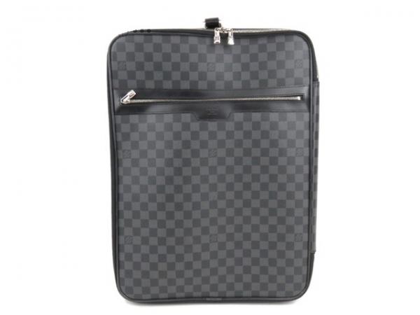 Vali du lịch Louis Vuitton damier màu ghi N23299