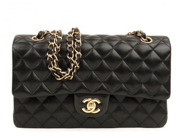 SA Túi xách Chanel classic màu đen