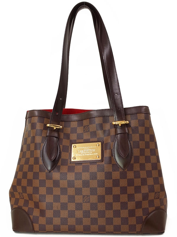 MS9005 Túi Louis Vuitton damier hampstead MM