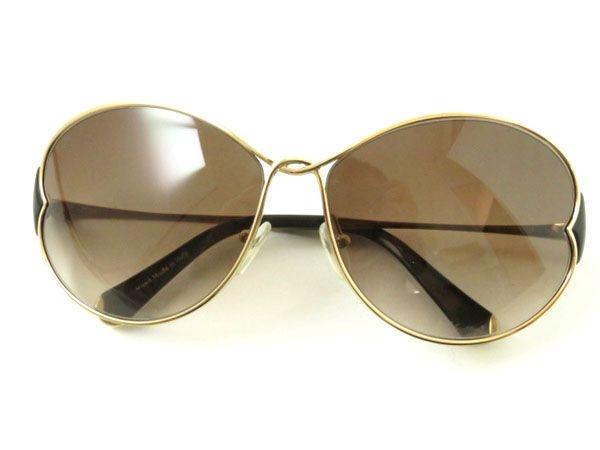 Kính mắt Louis Vuitton màu nâu Z0262U