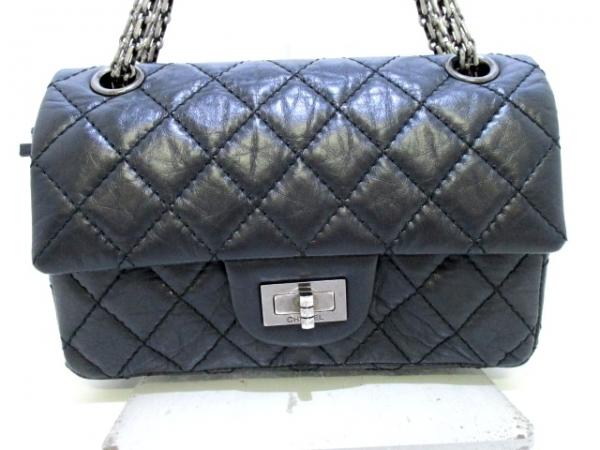 Túi xách Chanel 2.55 xanh hải quân