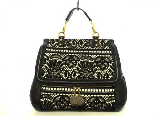SA Túi xách Dolce&Gabbana màu đen ngà