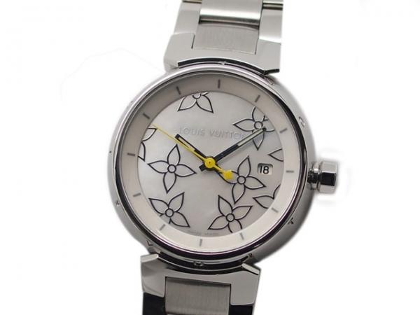 SA Đồng hồ Louis Vuitton màu bạc Q121C